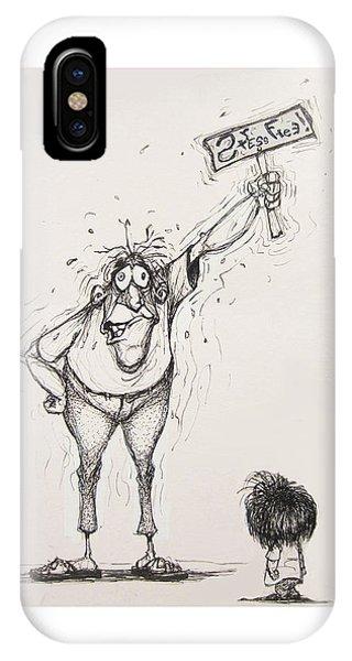 Stress Free Phone Case by Wayne Carlisi