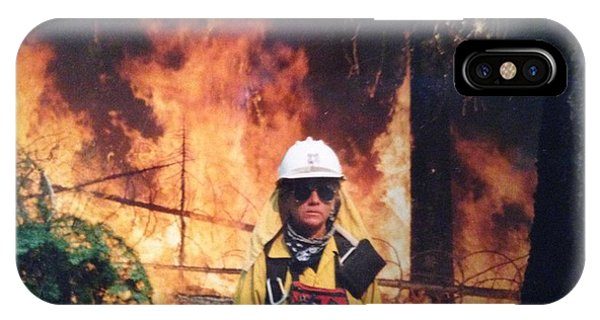 Strike Team Leader IPhone Case