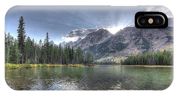 String Lake IPhone Case
