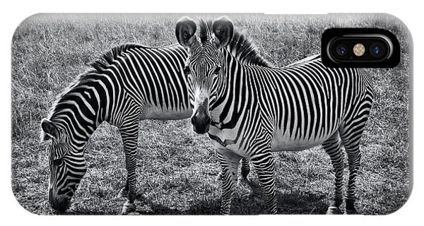 Stripes Duo IPhone Case