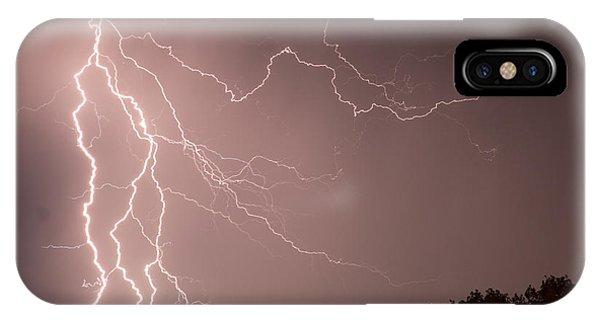 Strom At The Farm IPhone Case