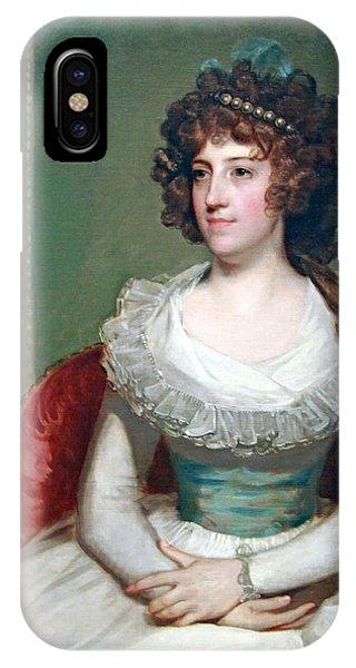 Stuart's Matilda Caroline Cruger IPhone Case