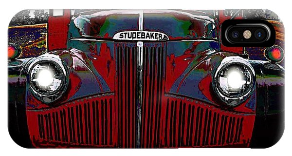 Studebaker Truck IPhone Case