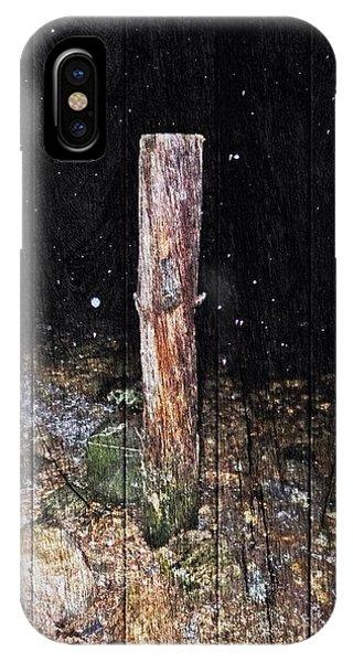 Stumped IPhone Case