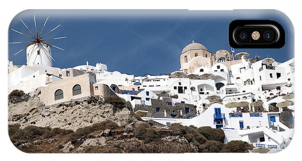 Stunning Oia IPhone Case