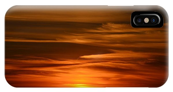 Stunning Sunset IPhone Case