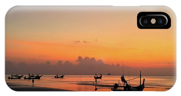 Stunning Views Of Ko Samui IPhone Case