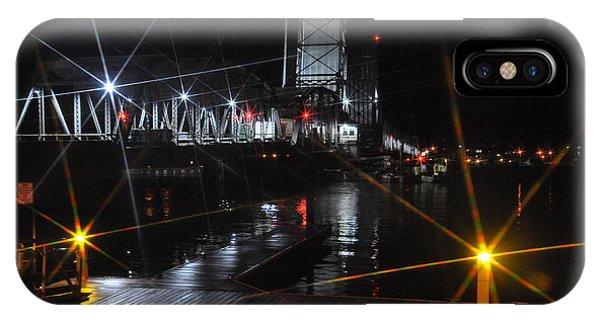 Sturgeon Bay Bridge IPhone Case