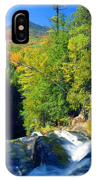 Styles Brook Falls IPhone Case