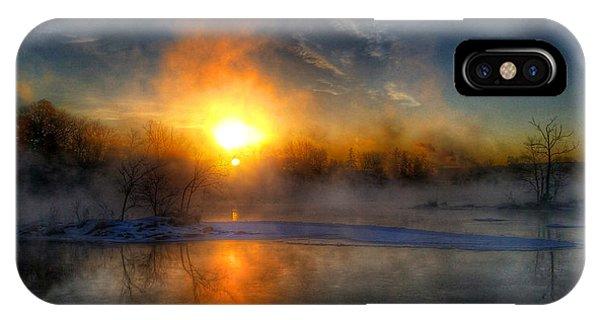 Sub Zero Sunrise IPhone Case