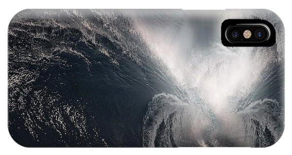 Tidal Waves iPhone Case - Subconscious by Lourry Legarde