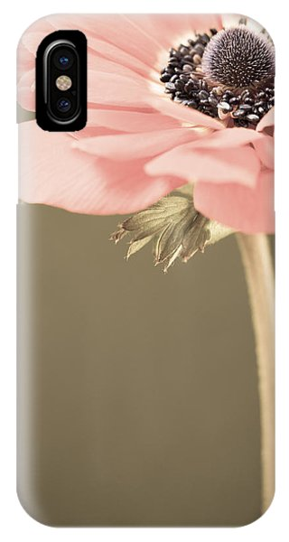 Subdued Anemone IPhone Case