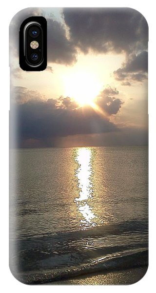 Subdued Sunset 2 IPhone Case