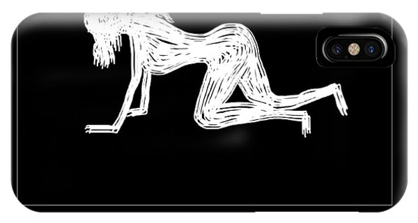 Subservient White IPhone Case