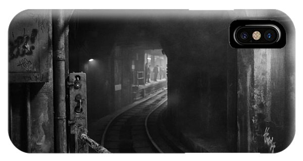 Urban Decay iPhone Case - Subway Nyc by H James Hoff