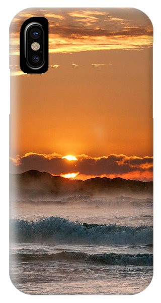 Subzero Sunrise IPhone Case