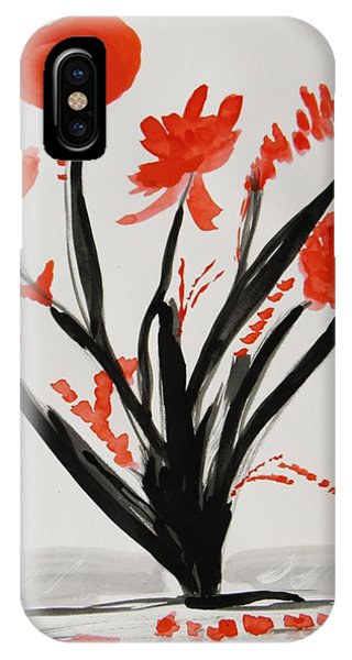 Such A Flower IPhone Case