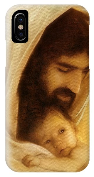 Artwork iPhone Case - Suffer The Little Children by Ray Downing