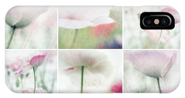Airy iPhone Case - Suffused With Light Collage by Priska Wettstein