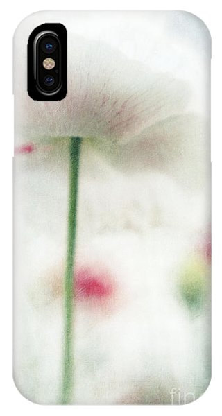 Airy iPhone Case - suffused with light V by Priska Wettstein