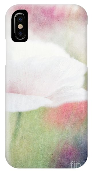 Airy iPhone Case - suffused with light VI by Priska Wettstein