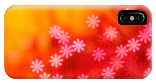 Sugar Magnolia IPhone Case