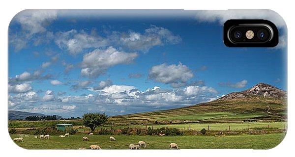 Sugarloaf Panorama IPhone Case