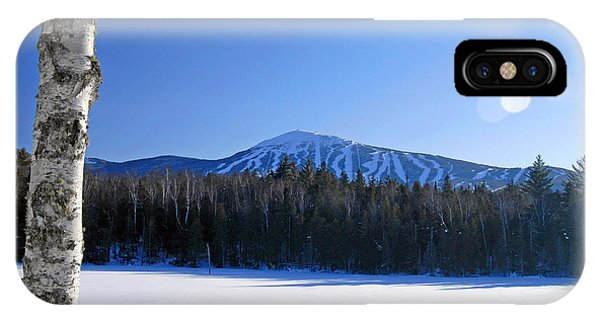 Sugarloaf Usa IPhone Case
