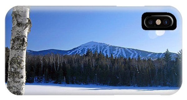 Sugarloaf Usa IPhone Case