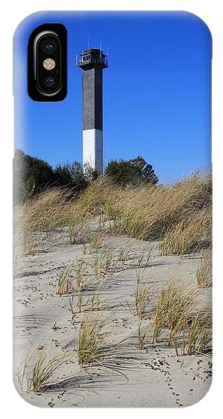 Sullivan's Island Lighthouse IPhone Case