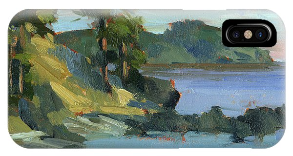 South Pacific Ocean iPhone Case - Summer At Lopez Island by Diane McClary