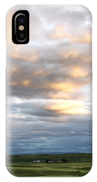 Summer Clouds IPhone Case