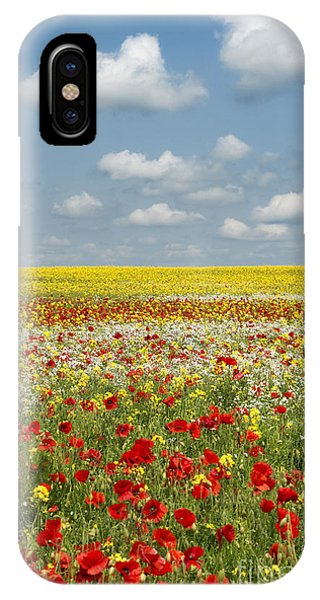 English Countryside iPhone Case - Summer Colours by Tim Gainey