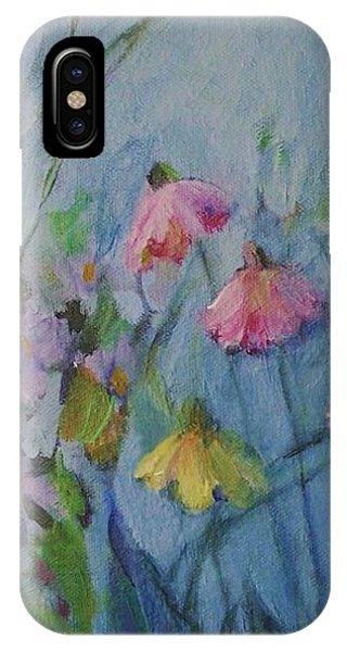 Summer Flower Garden IPhone Case