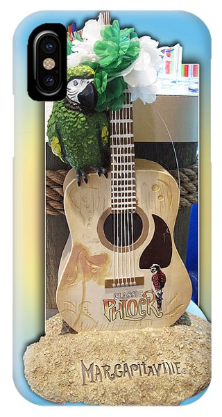 iPhone Case - Summer Guitar by Barbara McDevitt