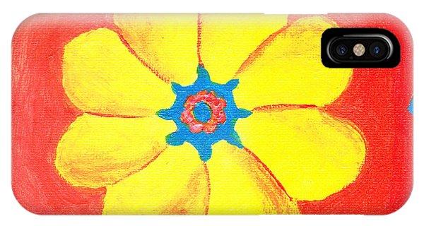Summer Mandala IPhone Case