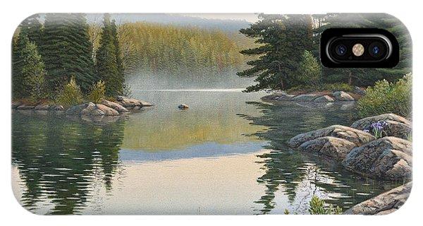 Summer Mist IPhone Case