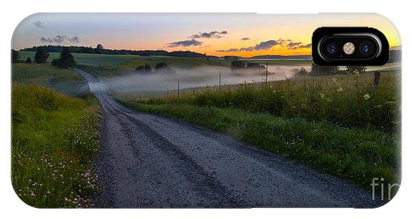 Salo iPhone Case - Summer Morning At 3.31 by Veikko Suikkanen