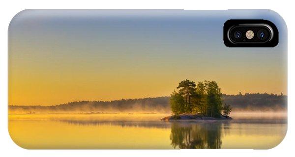 Salo iPhone Case - Summer Morning At 5.05  by Veikko Suikkanen