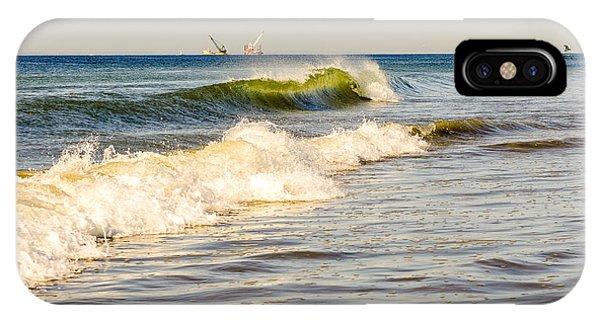 Summer Ocean Scene 1 IPhone Case