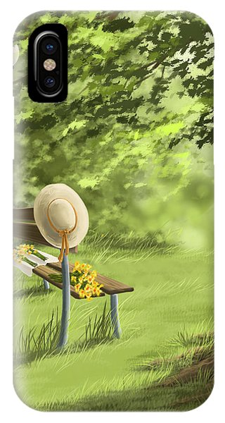 Summer Paradise IPhone Case