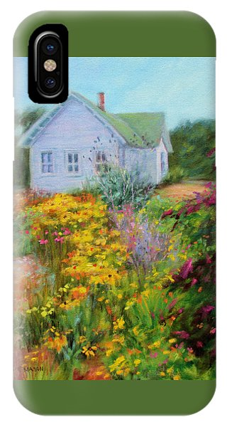 Summer Place- On The Outer Banks IPhone Case
