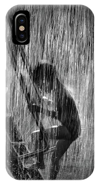 Mood iPhone Case - Summer Rain by Cristian Andreescu