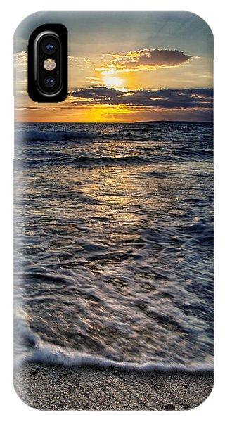 Tidal iPhone Case - Summer Sea by Stelios Kleanthous