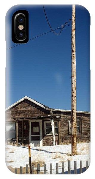 Summer Shack IPhone Case