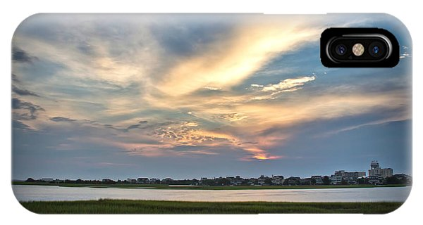 Summer Solstice Sunrise 2014 IPhone Case