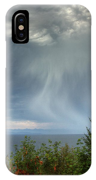 Summer Squall IPhone Case