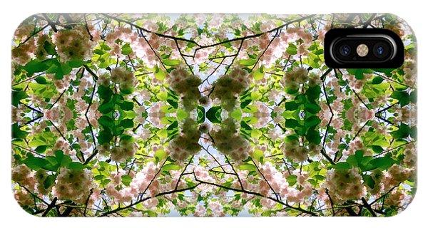 Summer Symmetry IPhone Case
