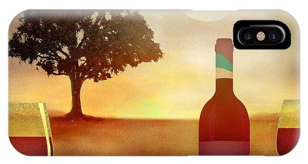Summer Wine IPhone Case