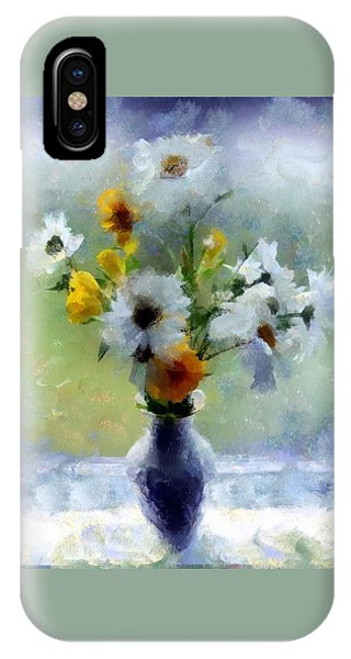Summerstorm Still Life IPhone Case